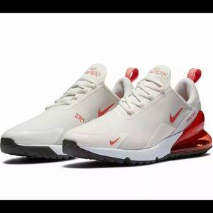 Nike 2020 Air Max 270 G Golf Shoes CK6483 Sizes